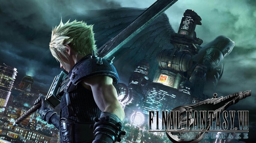PS4◆【FF7R】FINAL FANTASY VII REMAKE