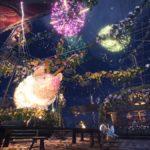 【MHW】痕跡集め&採取用装備:アステラ祭【開花の宴】