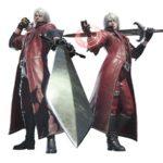 【MHW】カッコ可愛いダンテ装備:『Devil May Cry』コラボ